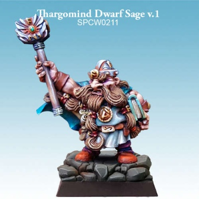 Thargomind Dwarf Royal Blade