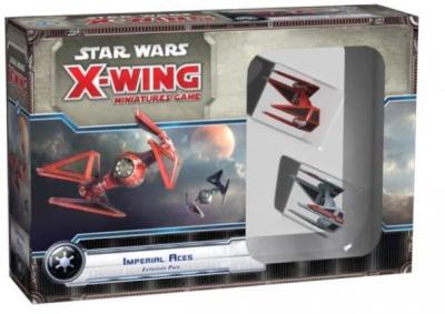 Star Wars X-Wing: Fliegerasse des Imperium Erweiterungs-Pack