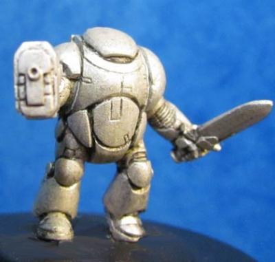 Powered Armour - Sarge