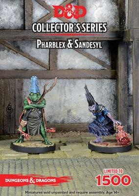 D&D: Tyranny of the Dragons: Pharblex & Sandesyl (2)