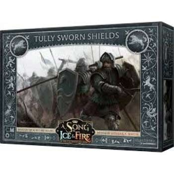 A Song Of Ice And Fire - Tully Sworn Shields (dt.)