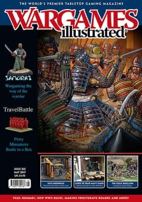 Wargames Illustrated Nr 355