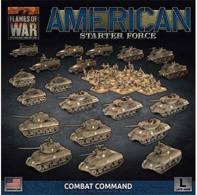 Combat Command Army Deal