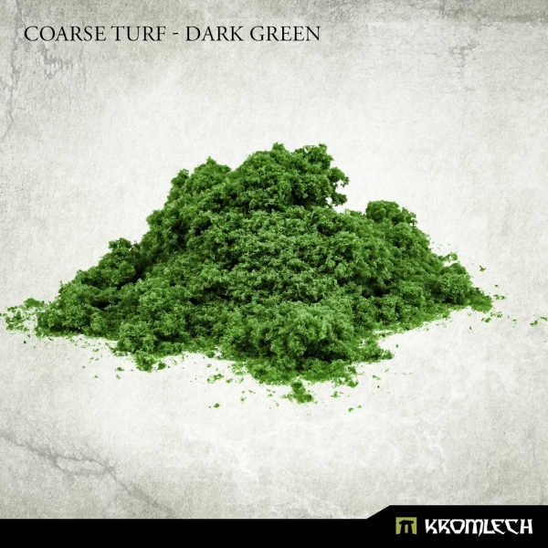 Coarse Turf - Dark Green 120ml