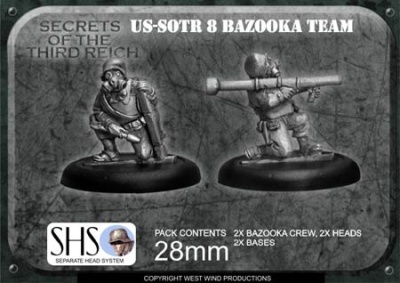 US Bazookas (2)