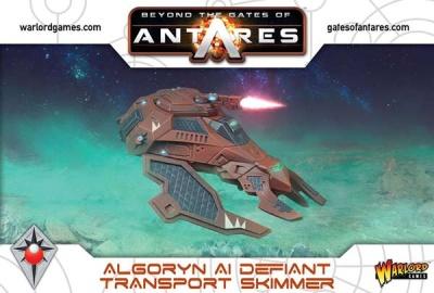 Algoryn AI Defiant Transport Skimmer