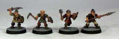 Goblin Warriors I (4)