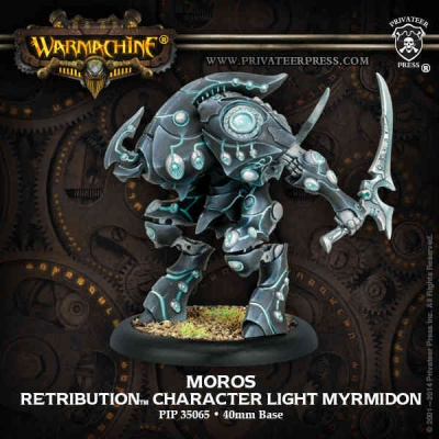 Retribution Moros, Character Light Myrmidon Box