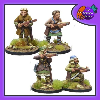 Shieldmaiden Crossbows (4)