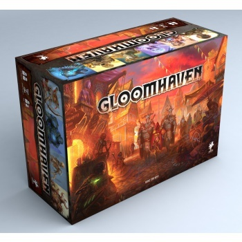 Gloomhaven 2nd Edition - Eng.