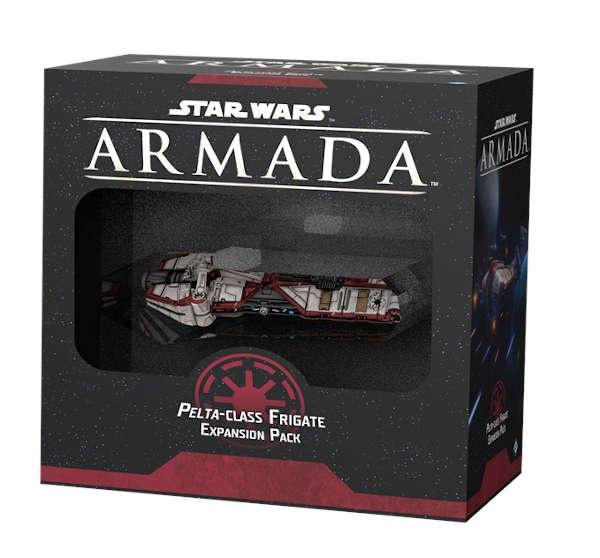 SW: Armada - Fregatte der Pelta-Klasse