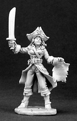 Vandora, Fem Pirate
