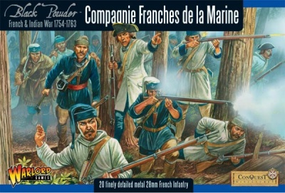 French Compagnie de la Marine boxed set (20)