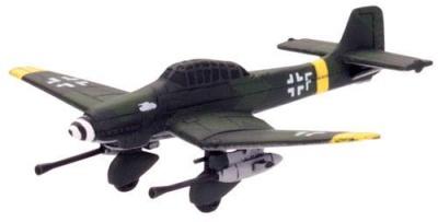 Stuka JU87D/G Flight x3 (1:144) German (1)