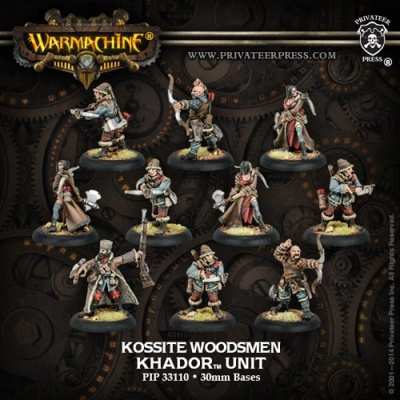Kossite Woodsmen Unit (10)