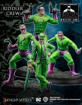 The Riddler Crew