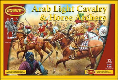 Arab Light Cavalry (12)