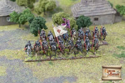 Pancerni Cavalry with Spears (OOP)