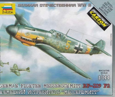 1:144 Wargame AddOn: Messerschmidt BF-I09 F2