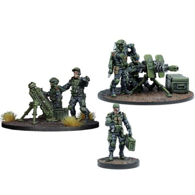 GCPS Anti-Infantry Weapons Teams (3)