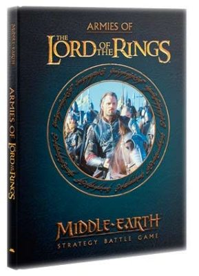 Armies of the Lord of the Rings (ENGLISCH)