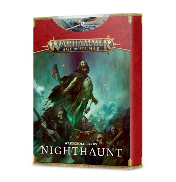 Warscroll-Karten: Nighthaunt