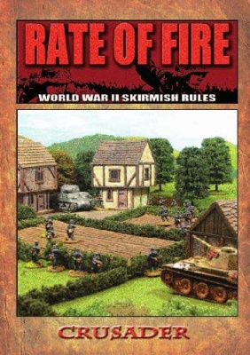 Rate of Fire Rulebook