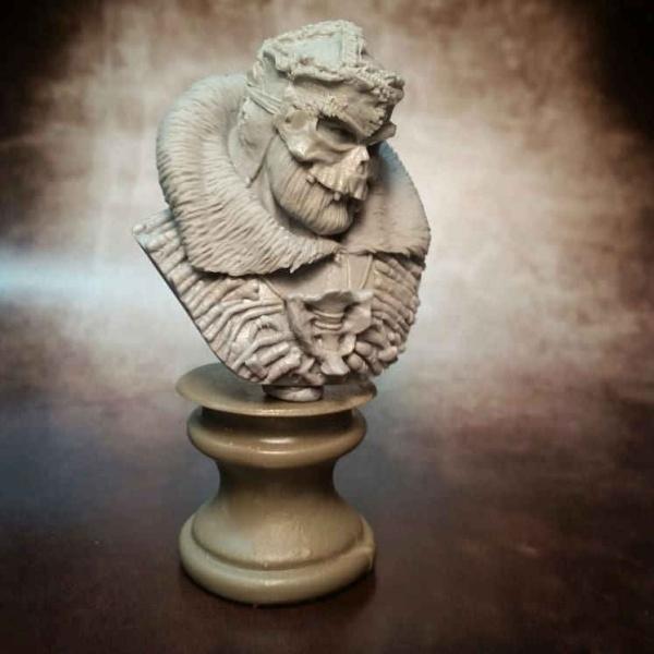 Lord of Bones (Büste)