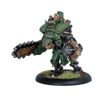 Mercenary Renegade Light Warjack