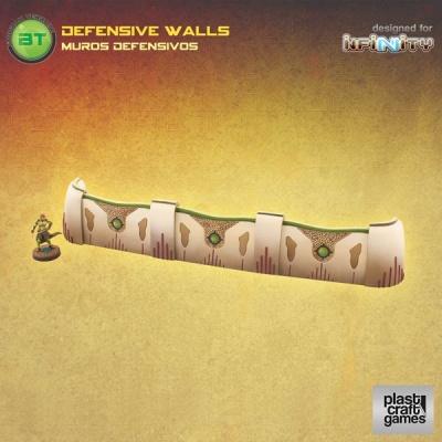 BOURAK Defensive Walls