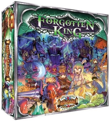 Super Dungeon Explore: Forgotten King Core Game