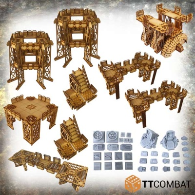 Industrial Hive Terrain Bundle (limited)