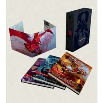 D&D RPG - Core Rulebook Gift Set EN