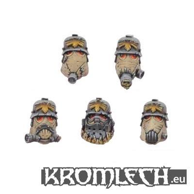 Iron Reich Orcs in Gasmasks (10)