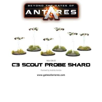 C3 Scout Probe Shard (6)