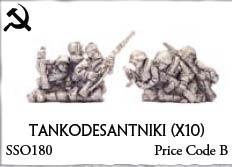 Tankodesantniki (x10)