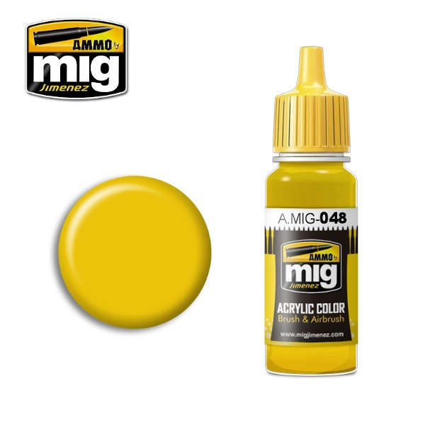 Yellow (17ml)
