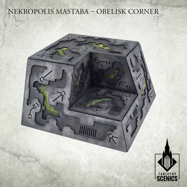 Nekropolis Mastaba - Obelisk Corner