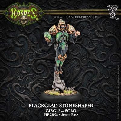 Circle Blackclad Stoneshaper Solo
