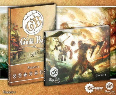 GuildBall  Season 1 Rulebook
