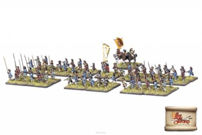 Imperial infantry regiment