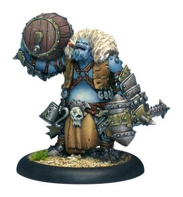 Trollblood Skaldi Bonehammer Character Solo