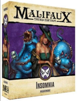 Malifaux (M3E): Insomnia