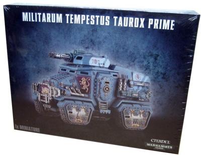 MilitarumTempestus Taurox Prime