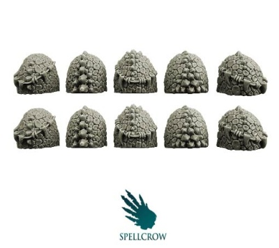 Salamanders / Dragons / Hydra Shoulder Pads (10)