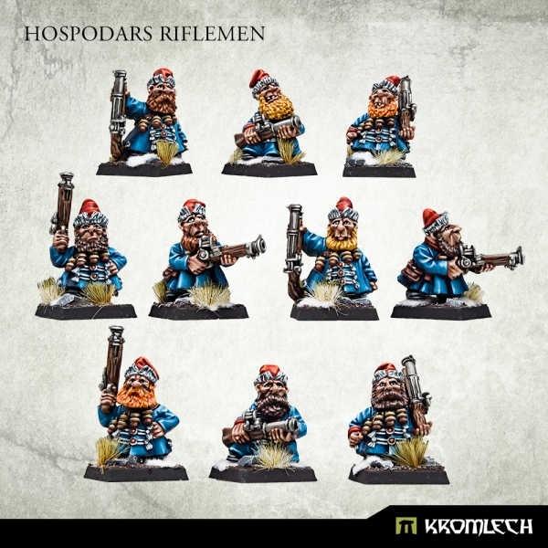 Hospodars Riflemen (10)