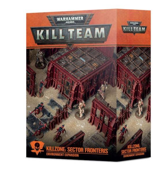 Warhammer 40000: Killzone Sector Fronteris