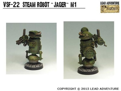 "Steam Robot ""Jager"" M1 (1)"