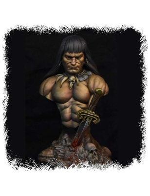 Conan The Barbarian - bust (1/8)