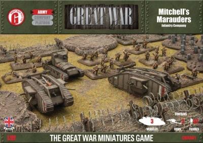 Great War: Mitchell's Marauders